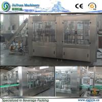 Buy cheap Siemens PLC enhanced Large Capacity Aseptic Fruit Juice Filling Machine With CIP System product