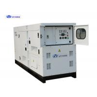 Buy cheap Industrial 150 kVA FAWDE Generator Silent Diesel Genset with 6 Cylinder product