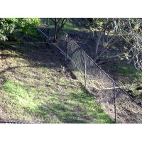Quality ASTM 392 standard chain link fence with posts and accessories for sale
