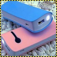 Buy cheap CUSTOM 5600mAh power bank with logo for mobile from wholesalers