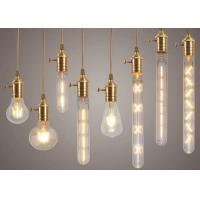 Quality Electric Driven Filament LED Light Bulbs 220V Voltage Glass Material 2700K - 6500K for sale