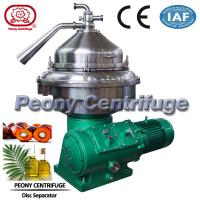 Quality Automatic 3 Phase Separator Centrifuge Filtration Systems Continuous Palm Oil Bowl Centrifuge for sale