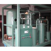 Quality Vacuum Single-stage Insulation Oil Regeneration Purifier, Oil Purifying System ZYB-100 for sale