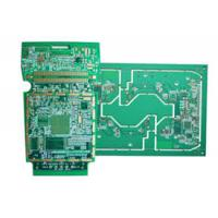 Quality High Frenquency FR 4 Quick Turn PCB Prototypes Halogen Free 0.4-5.0mm Thickness for sale