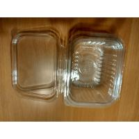 China Disposable Clear Plastic Clamshell Packaging , Food Blister Packaging For Fruits on sale