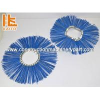 Buy cheap Road Construction Machine Parts Road Roller Parts Plastic Cleaning Brush product