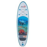 Quality Mens 13 psi 275*76*10cm All Round Inflatable SUP for sale