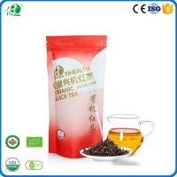 China China supplier export detox organic black tea packaged in bags as per 40 g on sale