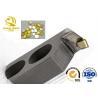 High Precision Pcd Diamond Cutting Tools CNC Process 0.8um Graininess End Mill for sale