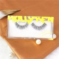 Buy Clear Acrylic Display Box / False Eyelash Extensions Packaging Box Case With at wholesale prices