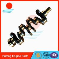 Quality forklift parts wholesale in China 4D94E Crankshaft YM129900-21050 YM129900-21000 for KOMATSU for sale