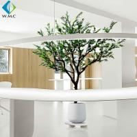 Special Style Artificial Tree Plant , Fake Zanthoxylum Bungeanum Tree For Hotel for sale