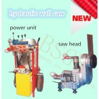 Quality fastdelivery hydraulic automatic wall saw machine for concrete rock stone cutting for sale