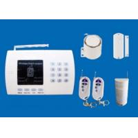Quality Economic wireless alarms system with 9 zone and LED display CX-20A for sale