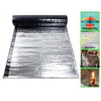 Quality Self Adhesive Bituminous Membrane with Aluminium Foil, +80℃ to -25℃, for ten years for sale