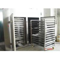 Quality Custom  Industrial Food Dehydrator , Electric Tray Dryer Machine 30 - 300 ℃ Heating Temperature for sale