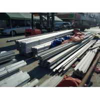 Quality ASTM A276 Hot Rolled 304 Stainless Steel Angle Bar / Equal Angle Bar Length 6m for sale