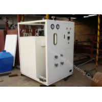 Quality Stainless Steel Exothermic Gas Generator With Brightness Bluing Treatment for sale