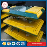 Buy cheap Hot sale wear resistant 30mm black uhmwpe marine fender pad manufacture product