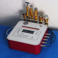 Quality rf no needle mesotherapy machine,5D facial sculpture needle free cosmetic exfoliating hydrating whitening collagen prom for sale