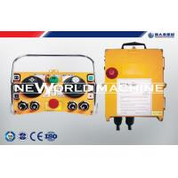 Quality High-end technology Suspended Platform Parts F24-60 industrial wireless crane remote contr for sale