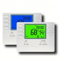 Quality Multi - Function HVAC Hotel Room Thermostat With Touch Panel Easy Operation for sale