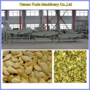 Quality white pumpkin seeds peeling machine, pumpkin seeds shelling machine for sale