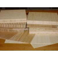 Buy cheap Melamine Face Plywood Supplier From Rongye Industry product