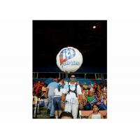 Quality PVC Tarpaulin Backpack Balloon Inflatable Walking Balloon with Logo Printing for sale