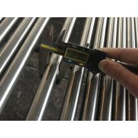Quality AISI 446 UNS S44600 Stainless Steel Seamless Tube / Pipe / Round Bars for sale