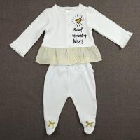 China Colorful Newborn Baby Clothes Set , Baby Girl Cloths Boutique Outfit Sets on sale