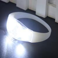 Quality LED bracelet,Voice-activated,For large festivals, concerts, concerts can be given from the wear can be loved by younger for sale