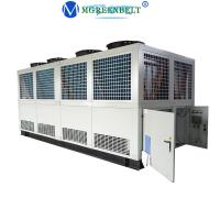 Quality Canada USA UL CSA Listed Air Cooled Water Chiller with R410A Copeland Scroll Compressors for sale