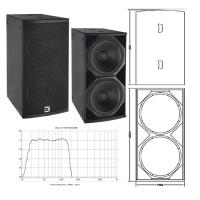 Subwoofer box 18 inch
