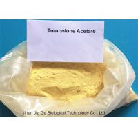 Buy cheap 10161-34-9 Trenbolone Acetate Anabolic Steroids Yellow Powder For Muscle Growth product