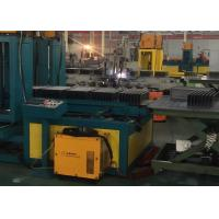Quality Steel Automatic Spot Welding Machine For Transformer Corrugated Sheet Long Using Life for sale