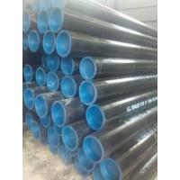 ASTM A106 GR.B Black-painted Carbon Seamless Steel Pipe