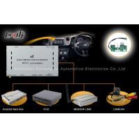 Quality Right Hand Navigation Honda Video Interface Converter AIO with LCD IN / OUT and Power Cable for sale