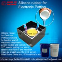 Quality Silicone rubber for electronic potting compound for sale