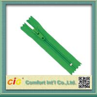 Quality Garment Accessories High Quality Nylon Zipper/Strong Teeth/Good Color Fastness for sale