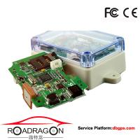 Buy cheap Quad band Fleet GPS Tracking Systems For Motorcycle And Vehicle product