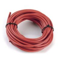 Inline Car Fuse Holder Red Freeze Resistant Wire 12 Ga. For Air Pump Fittings