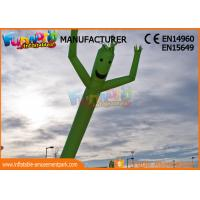 Quality Durable Interesting Mini Inflatable Sky Dancer 4m , 5m , 6m , 7m , 8m for sale
