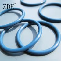 Buy cheap Factory Supply Various Size Blue Rubber O-Ring O Seal Ring O Ring Gasket from wholesalers