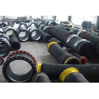 Quality Floating Dredging Hoses Marine flexible rubber pipes for dredging for sale