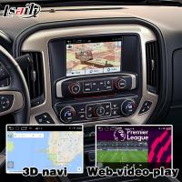 Buy Quad core Android Navigation Box 6.0 Video Interface Box For GMC Sierra Etc at wholesale prices