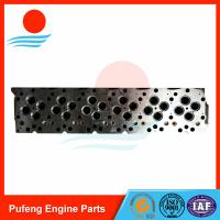Quality HINO cylinder head P11C for excavator SK460-8 CAMC mixer truck S11101-4302 for sale