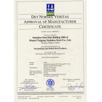 WINFAST STEEL INDUSTRIAL LIMITED Certifications