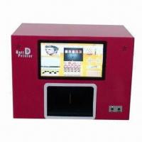 Buy cheap Touch Screen Nail Art Painter, Flower Printer, Software Preload from wholesalers
