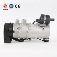 Quality China 24V 12V Diesel 9KW Water Engine Heater Saving Space  For Truck Boat for sale